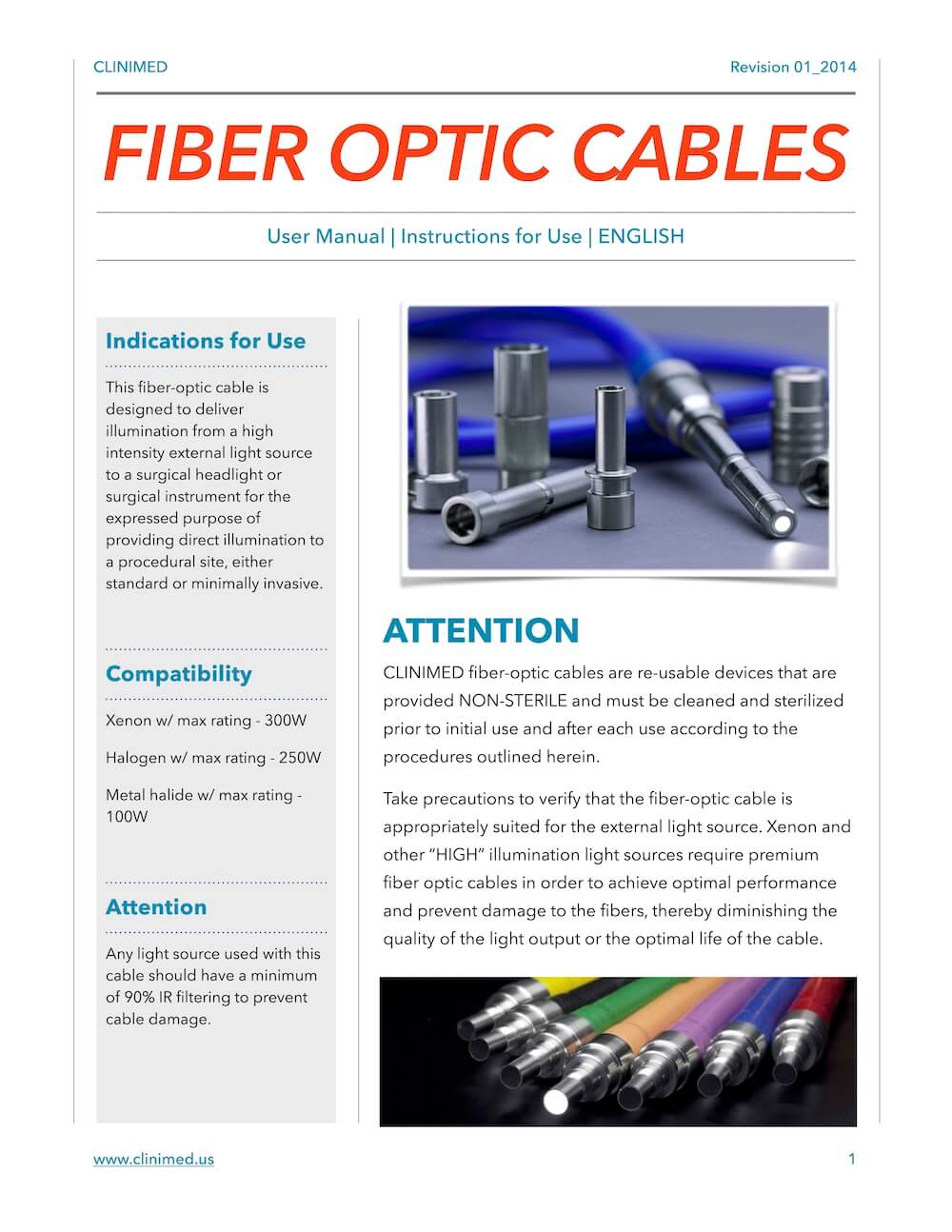 CLINIMED-Fiber-optic-cables-IFU