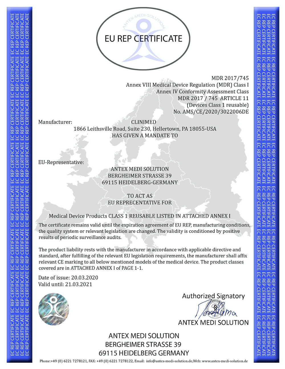 Certificate-Product-Range-Clinimed-1